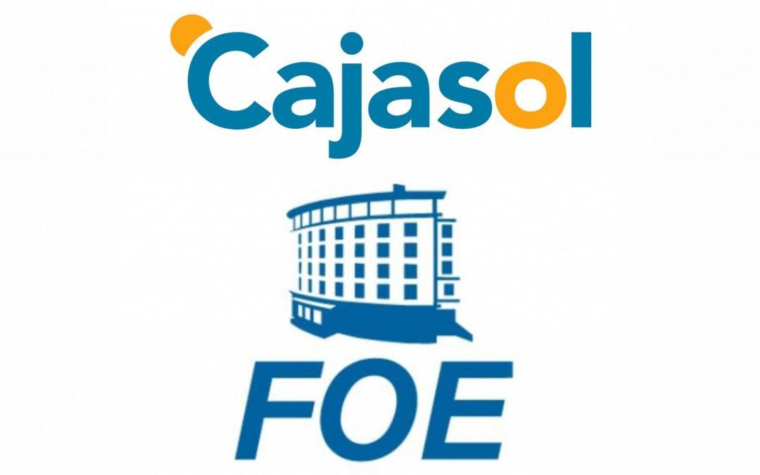 Premio Joven Empresario 2008 Cajasol-FOE