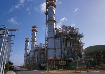 Instalaciones de grupos generadores y red BT para Grupo Masa y Gas Natural Fenosa