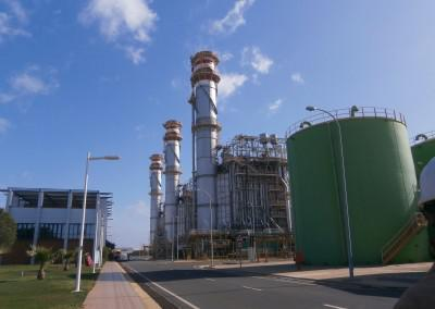 Delineación Gas Natural Fenosa