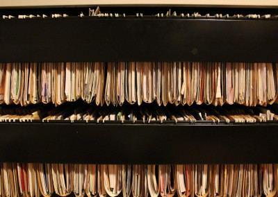Archive Facilities for GMU Huelva
