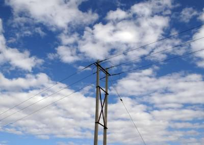 Infraestructuras eléctricas de la Urbanización El Olivar para Junta de Andalucía