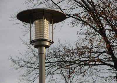 Instalaciones MT/BT y Alumbrado de la Urbanización Los Taranjales II para Arquigenia