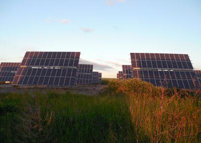 Ingeniería y Tramitación H.S. Prensa Vega y Línea de Evacuación, Écija, para Solar Projekt