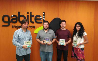 Awards for Gabitel Staff- July 2016