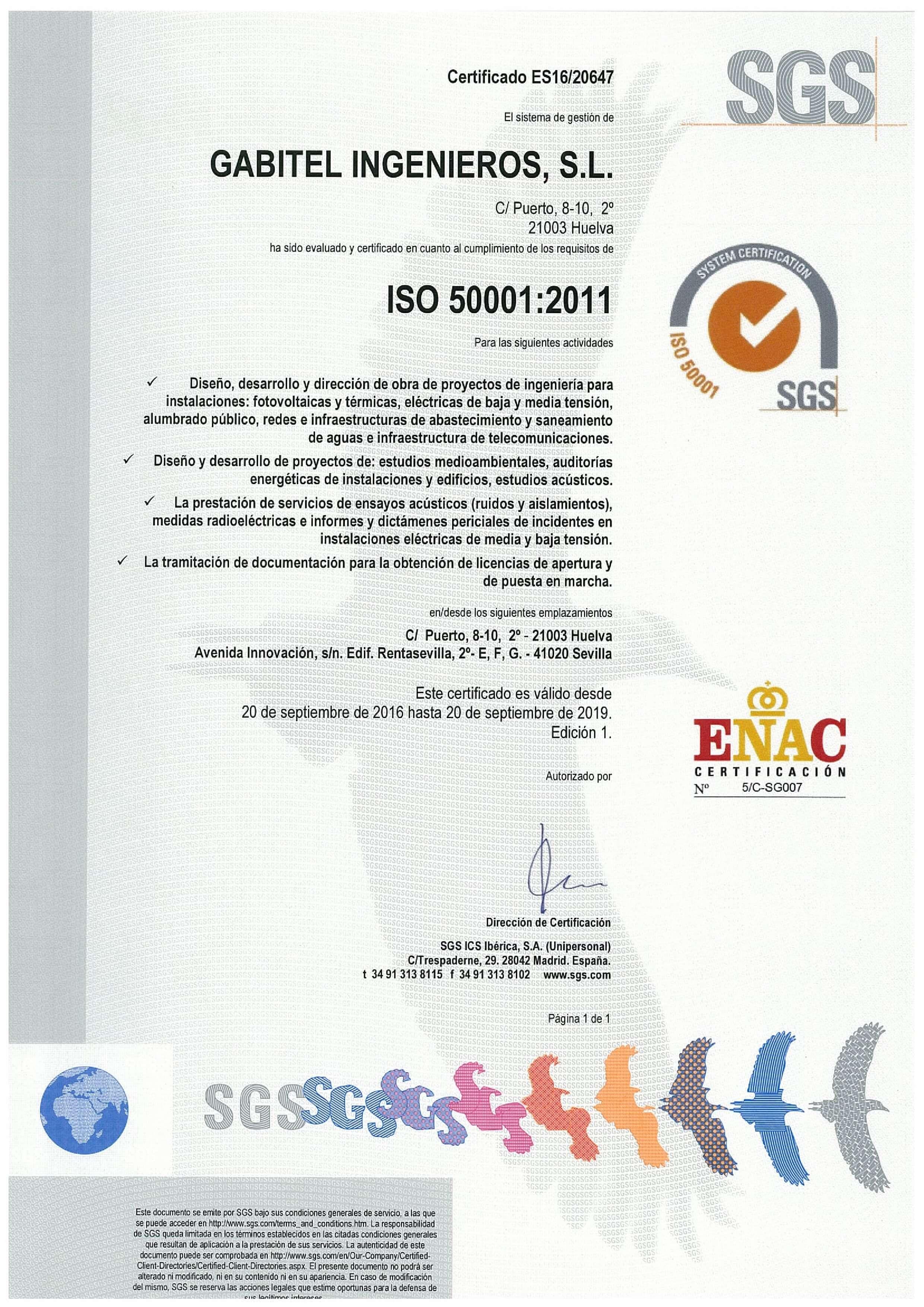 certificación_ISO_50001:2011