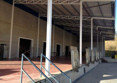 Project and Work Management for the New Cold Storage and Enlargement of Docks at the Horticultural Center at Lucena del Puerto for Costa de Huelva SCA
