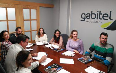 We kick started our Language Classes at our offices