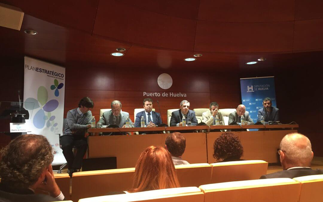 "Participation in the workshop ""Opportunities and Challenges of Industry in Huelva Province"" part of the Strategic Provincial Plan"