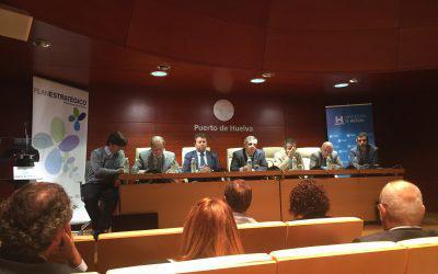 """Participación en el espacio """"Oportunidades y retos de la industria en la provincia de Huelva"""" del Plan Estratégico Provincial"""