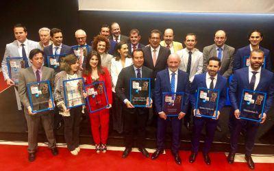 Gabitel Ingenieros galardonado en los XIII Premios Empresarios de Año en Huelva
