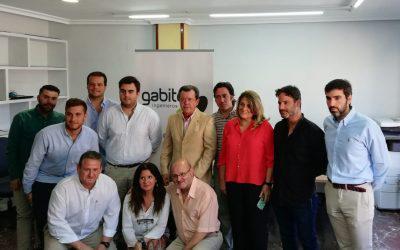 Gabitel Ingenieros inaugura su nueva oficina en Linares
