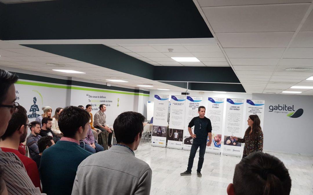 """La exposición """"Practica la igualdad, marca la diferencia"""" llega a Gabitel Ingenieros"""
