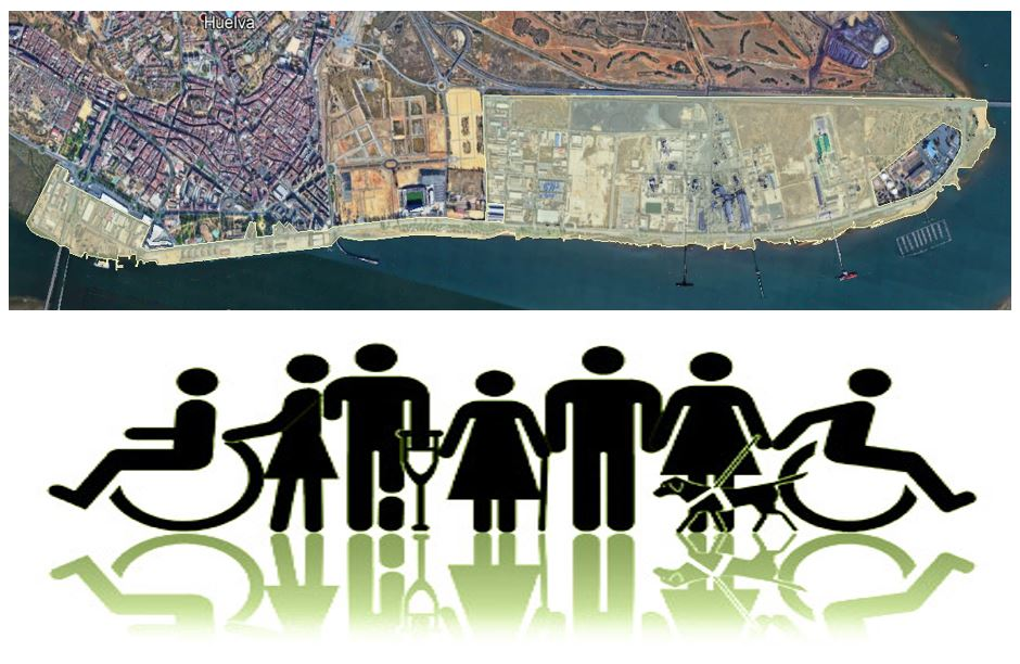 Accesibility in urban areas
