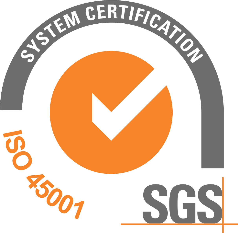 Certificado ISO 45001:2018 relativo a la gestión de la seguridad y salud en el trabajo