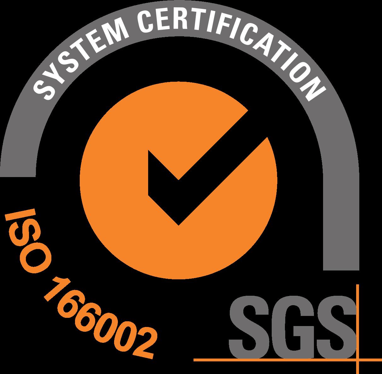 Certificación ISO 166002 relativa a la promoción de actividades de investigación desarrollo e innovación