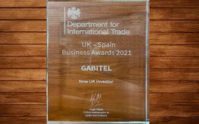 Nuevo reconocimiento internacional a Gabitel