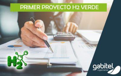Green hydrogen: Gabitel implements its first project