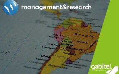 M&R will guide Gabitel in its internalisation process in Latin America.