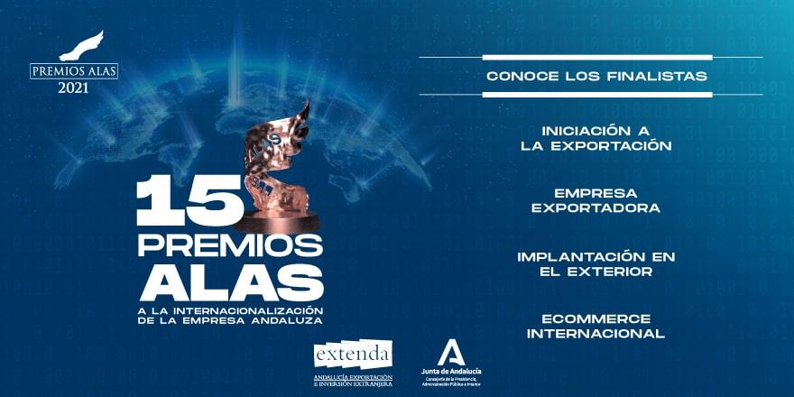Candidatura de Gabitel a los Premios ALAS